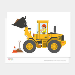 Digger Postcard - view all sale items