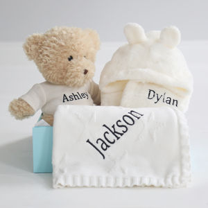 Monochrome Gift Set - new baby gifts