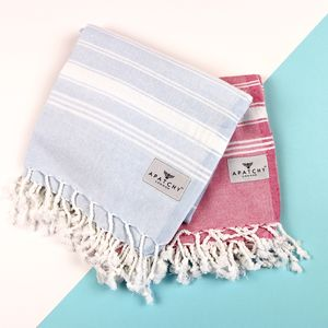 Traditional Hamam Towel Blue