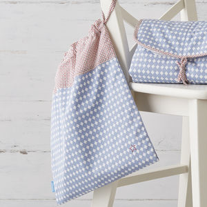 Ollie Print Baby Wash Bag