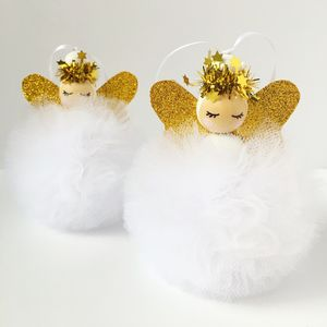 Christmas Angel Decoration - baubles & hanging decorations