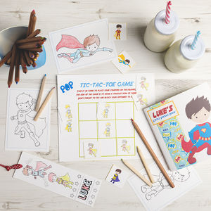Superhero Activity Bundle - baby & child sale