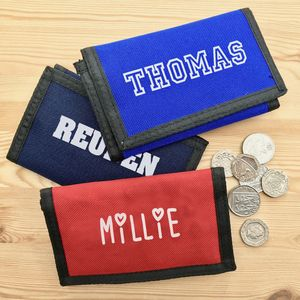 Personalised Children's Wallet Or Purse - purses & wallets