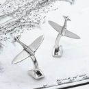 Genuine Spitfire Metal Cufflinks