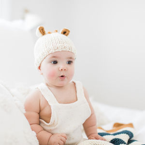 Knit Your Own Baby Sophie La Girafe: Sophie's Hat Kit