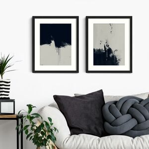 Minimalist Abstract Wall Art Set