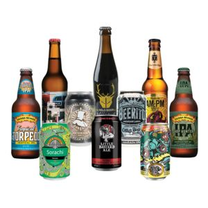 10 Mixed Craft Beers And Ferment Magazine Special - wines, beers & spirits