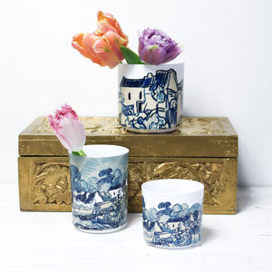 Tea Light Holders, Van Gogh - candles & home fragrance