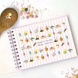 Personalised Recipe Journal