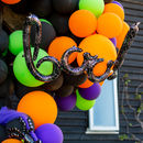 Pack Of 28 Halloween Glam Mini Balloons
