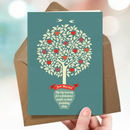 Wedding 'Wedding Tree' Card