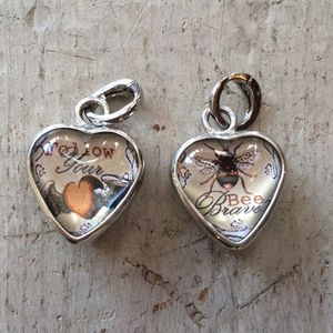 Pick Up Sticks Jewellery 'Bee' Charms - charm jewellery
