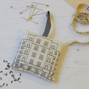 Deco Building Lavender Bag