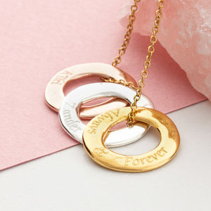 Personalised Polo Pendant - gifts for mothers