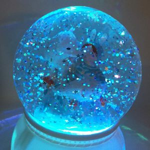 Snowglobe Childs Night Light Six Designs