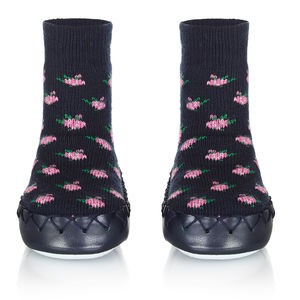 Kids Navy Rose