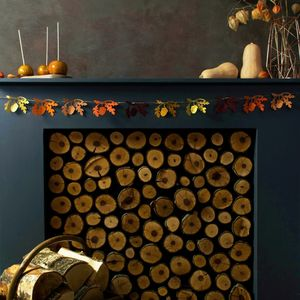 Autumn Oak Garland