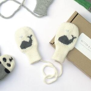 Whale Mittens - gifts: £25 - £50