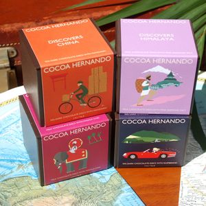 Six Month Chocolate Subscription