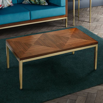 1950s Luxe Coffee Table