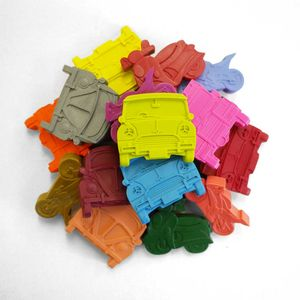Set Of 20 Vehicle Crayons