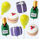 Birthday Celebrations Cake Pop Set