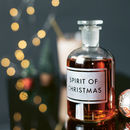 'Spirit Of Christmas' Decanter