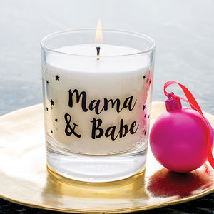 New Mum Feeding Candle - for new mums