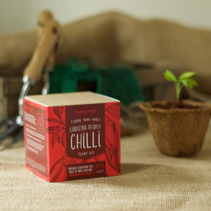 Grow The Worlds Hottest Chilli Plant Kit - view all sale items