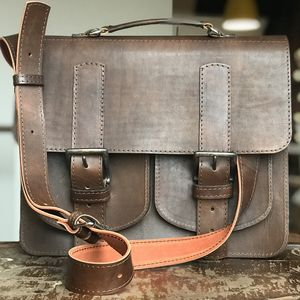 Satchel Made In London Studio