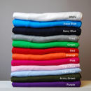 T shirt colours