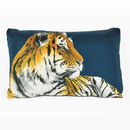Tiger Cushion Small