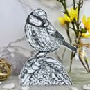 Contemporary British Bird Ornaments