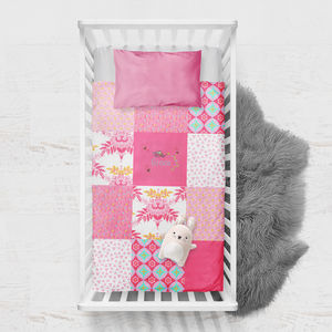Personalised Baby Blanket Fairy