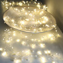 Pearl Cascade Light Garland