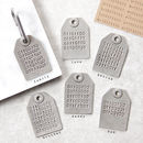 Binary Code Message Keyring