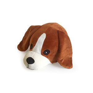 Child's Puppy Dalamatian Or Beagle Hi Vis Helmet Cover