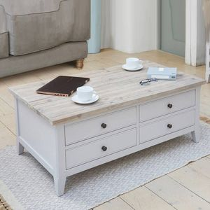 Ridley Grey Large Coffee Table - new in home