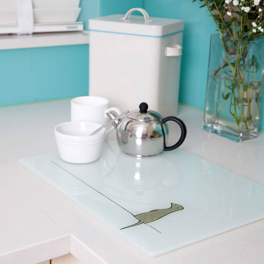 meerkat worktop saver by jin designs | notonthehighstreet.com