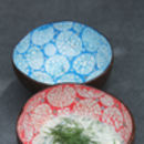 Cracked Eggshell Pattern Coconut Shell Snack Bowl