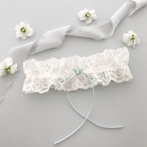 Wedding Garter Lottie