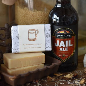 Dartmoor Ale Soap - men's grooming & toiletries
