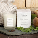 Eucalyptus, Cedarwood And Coriander Restore Soy Candle