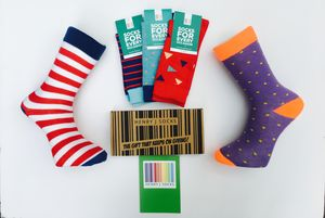 Sock Subscription - festive socks