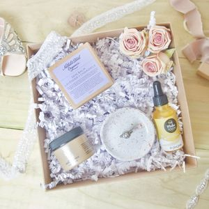 Sparkler Ring Selfie Engagement Gift Box
