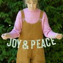 Joy And Peace Christmas Garland