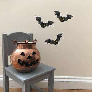 Bat Fabric Wall Stickers - wall stickers