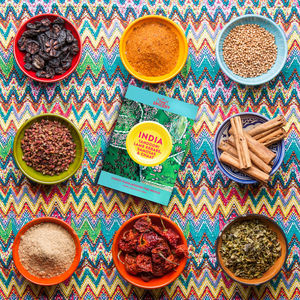 Street Food Around The World Recipe Kit Subscription - festive food