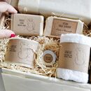 Aphrodite Build Your Eco Vegan Personalised Pamper Kit