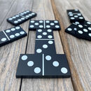 Solid Wood Giant Dominos Garden Game